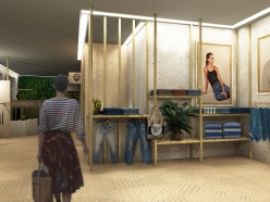 Retail: sustainable clothing