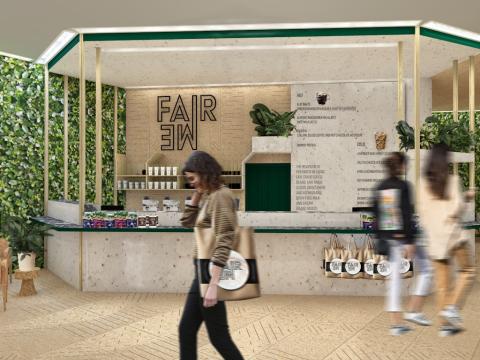 Coffee café: point of sale 1