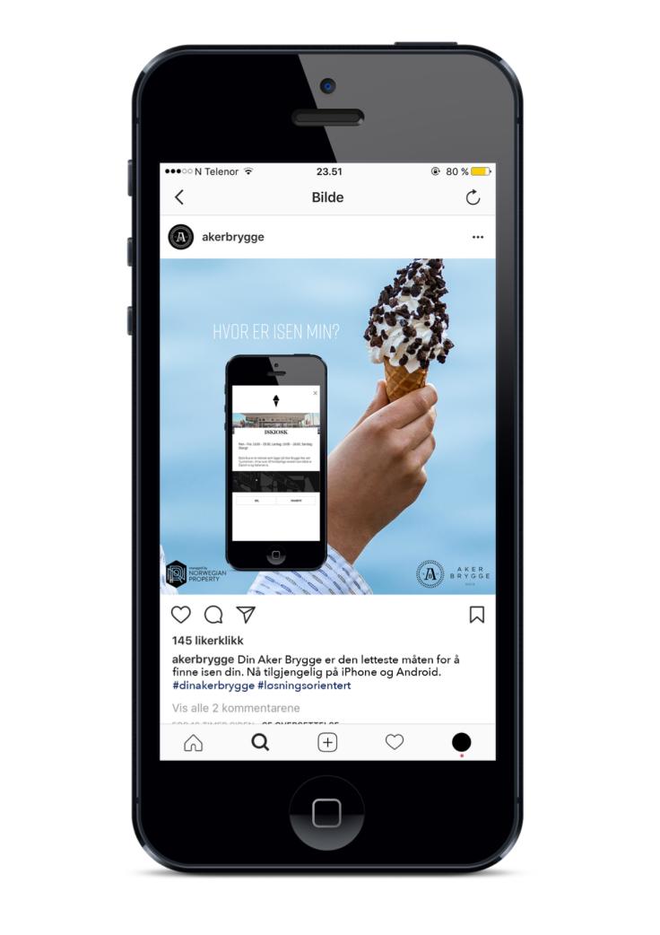 Ad: Instagram