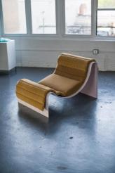 Knockabout Fiberglass Lounge Chair by Asa Pingree
